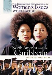 North America and the Carribean Women's Issues cover art